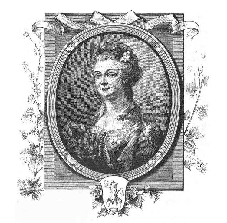 Catherine Charlotte De la Gardie