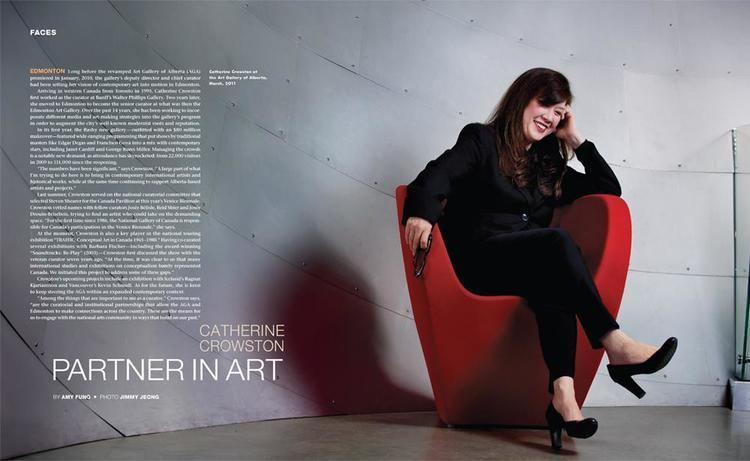 Catherine Crowston Catherine Crowston Partner in Art Canadian Art