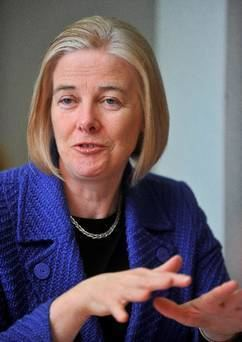 Catherine Day Catherine Day leaves top EU post Independentie