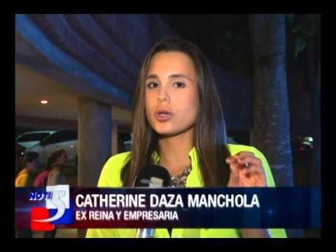 Catherine Daza Catherine Daza Manchola presenta su nueva coleccin YouTube