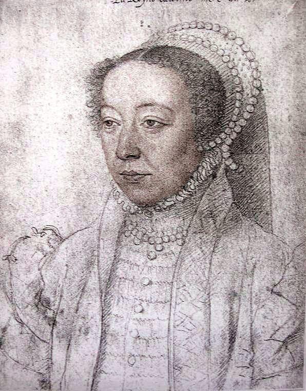 Catherine de' Medici's building projects