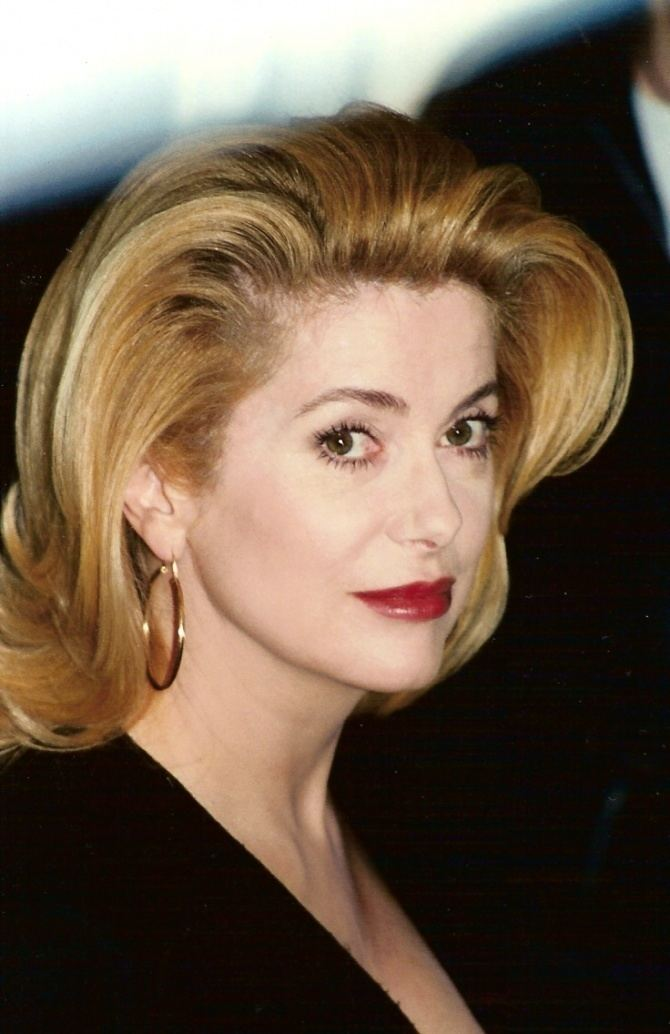 Catherine Deneuve Catherine Deneuve Wikipedia the free encyclopedia