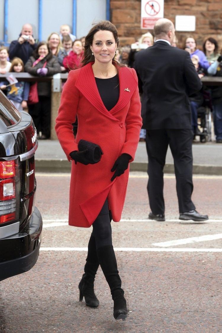 Catherine, Duchess of Cambridge catherineduchesscambridgearrivesastuteclasssubmarinebuildingbaesystemsjpg