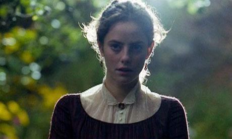 Catherine Earnshaw Kaya Scodelario as Catherine Earnshaw in Andrea Arnolds Adaptation