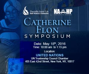 Catherine Flon Symposium NAAHP Professional Development