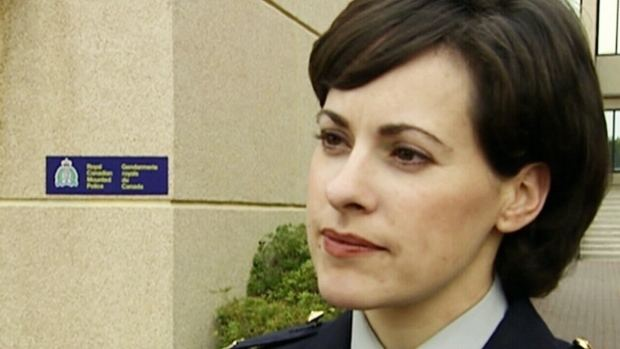 Catherine Galliford Cpl Galliford on RCMP 39They want to just get rid of the