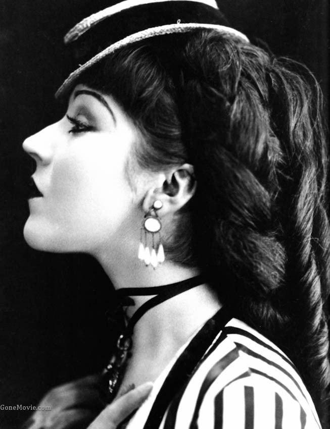Catherine Hessling Renoirs adaptation of Emile Zolas novel Nana Catherine Hessling