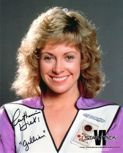 Catherine Hicks Catherine Hicks Autograph 1 at The Away Mission