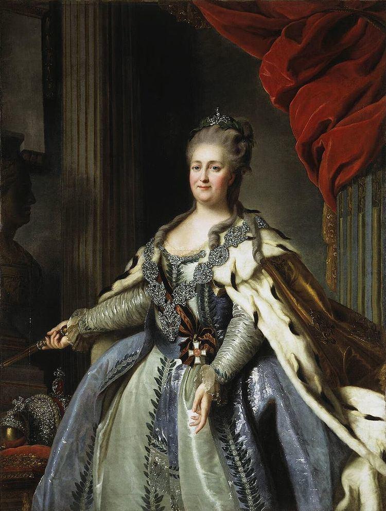 Catherine II and opera