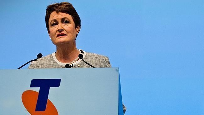 Catherine Livingstone Telstra chair Catherine Livingstone to be named new
