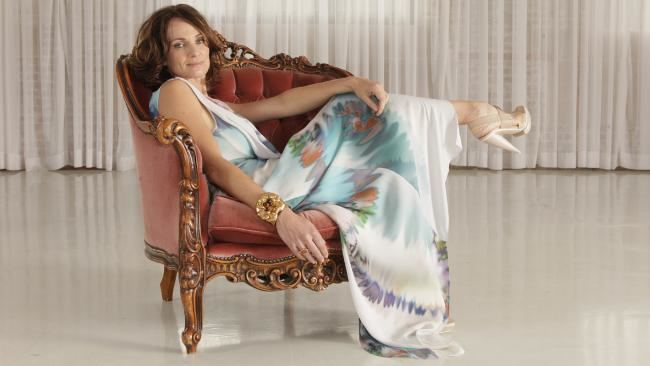 Catherine McClements Rush and Tangle star Catherine McClements never wanted to