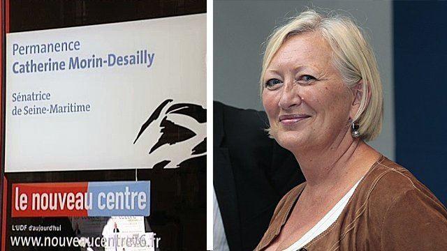 Catherine Morin-Desailly La snatrice Catherine MorinDesailly invite ce samedi