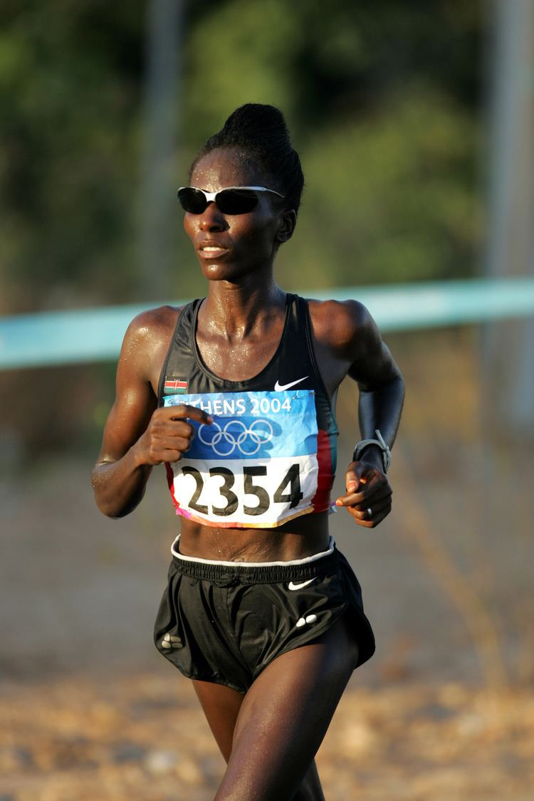 Catherine Ndereba wwwpassionandpowerorgimagesAthletesNderebaCa