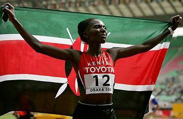 Catherine Ndereba 38 Catherine Ndereba 100 Olympic Athletes To Watch TIME