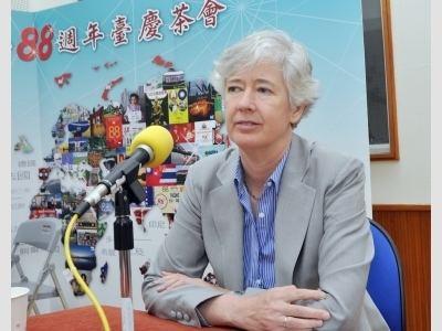Catherine Nettleton Radio Taiwan International Whats On MsCatherine Nettleton