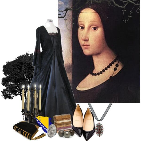 Catherine of Bosnia Blessed Catherine of Bosnia 14251478 Polyvore