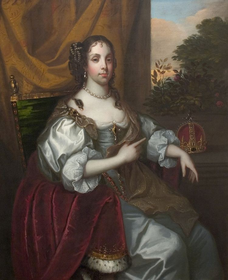 Catherine of Braganza Brown University Portrait Collection