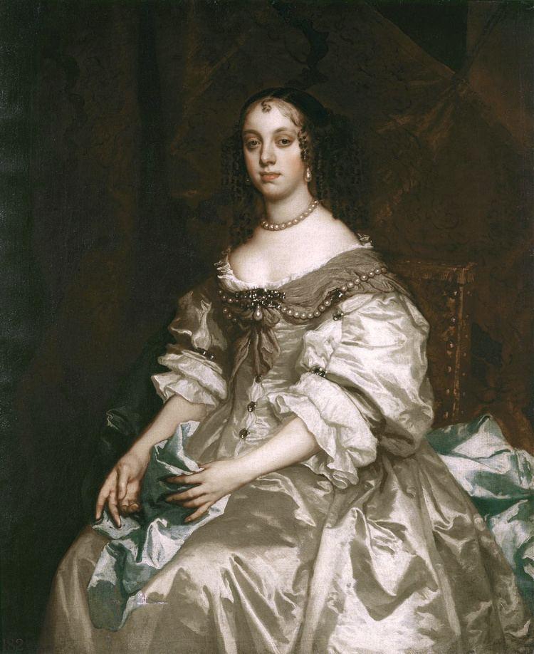 Catherine of Braganza FileCatherine of Braganza Lely 166365jpg Wikimedia