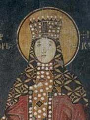 Catherine of Hungary, Queen of Serbia httpsuploadwikimediaorgwikipediacommons33