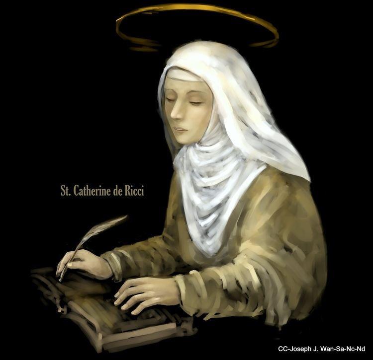 Catherine of Ricci 20120213saintcatherinedericcijpg