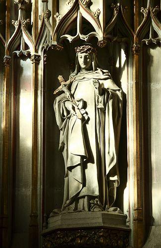 Catherine of Ricci Releasing the Arrow