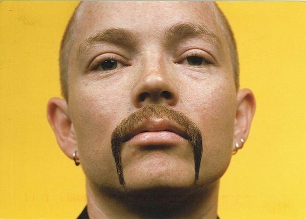 Catherine Opie Art History39s Best Mustaches Catherine Opie39s Fantastic