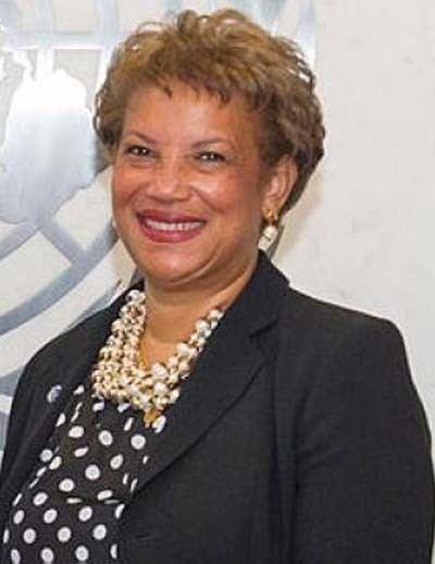 Catherine Pollard Catherine Pollard appointed to top UN post Kaieteur News