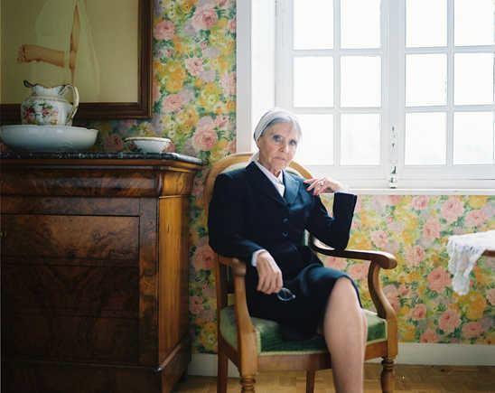 Catherine Robbe-Grillet BOMB Magazine Lina Mannheimer by Pamela Cohn