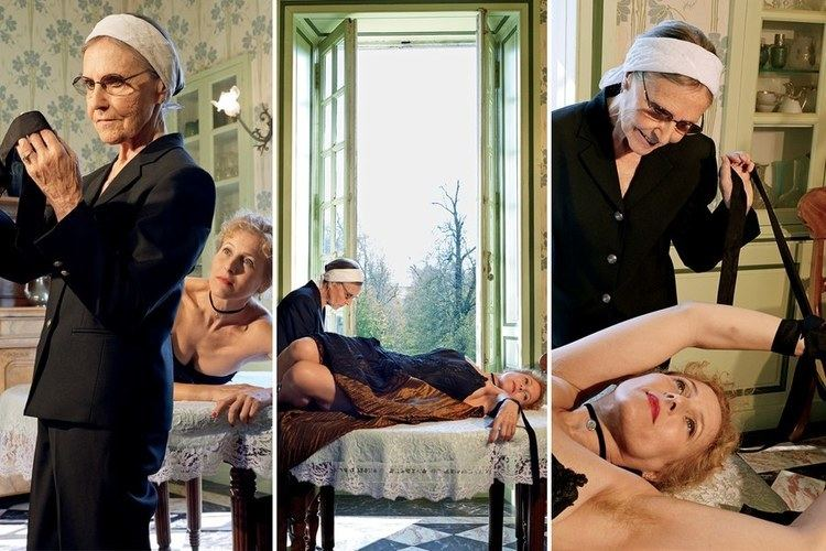 Catherine Robbe-Grillet Inside the Life of France39s Most Famous Dominatrix