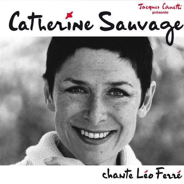 Catherine Sauvage Catherine Sauvage chante Lo Ferr Catherine Sauvage