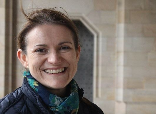 Catherine Stihler 2014 New St Andrews Rector Announced University of St