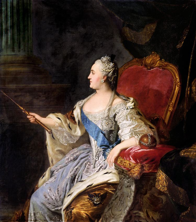 Catherine the Great Catherine the Great Wikipedia the free encyclopedia