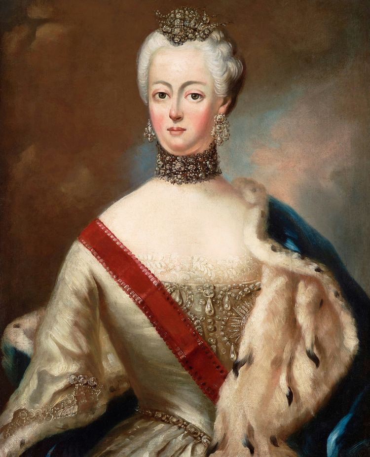 Catherine the Great Catherine the Great by a follower of Giovanni Battista
