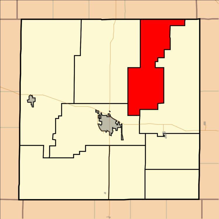 Catherine Township, Ellis County, Kansas