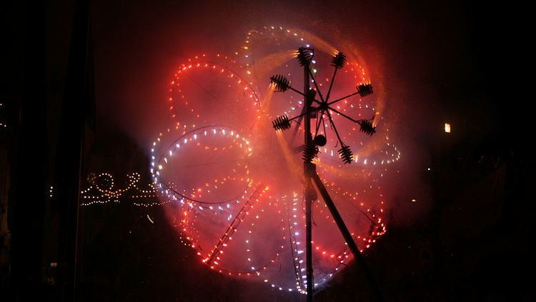 Catherine wheel (firework)