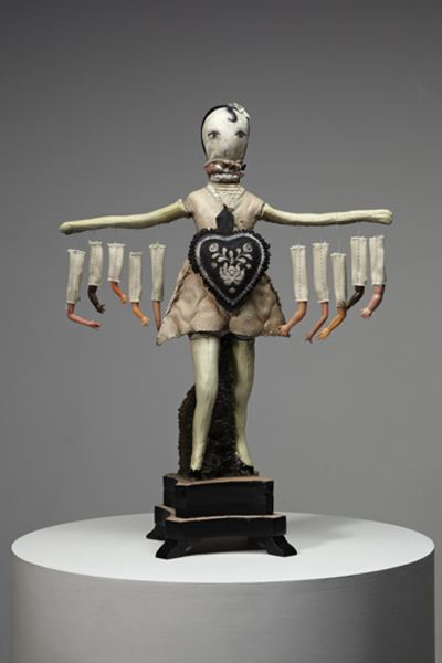 Cathie Pilkington Cathie Pilkington Thing Soul Marlborough Fine Art London ex