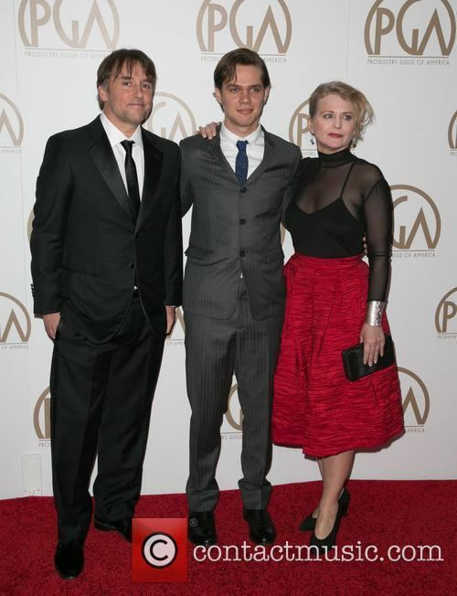 Cathleen Sutherland Richard Linklater Producers Guild of America39s 26th