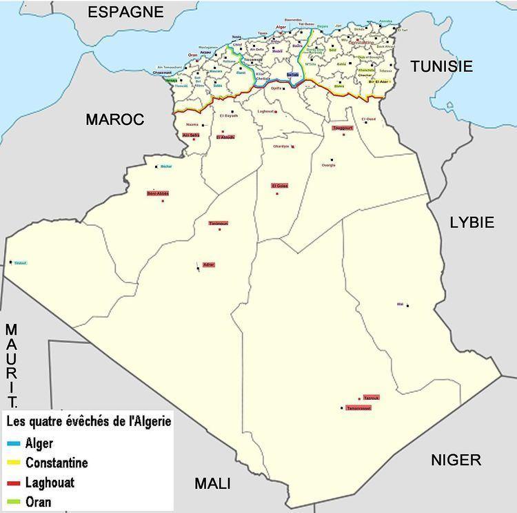 Catholic Church in Algeria