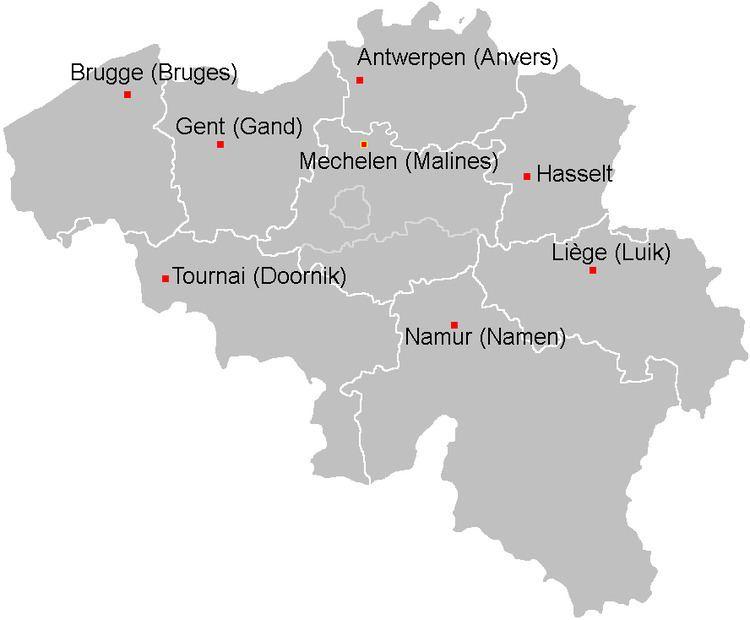 Catholic Church in Belgium