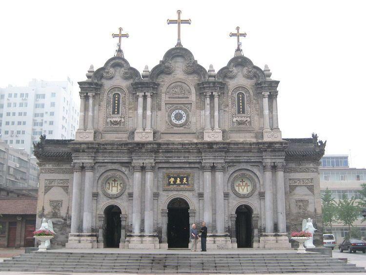 Catholic Church in Shaanxi