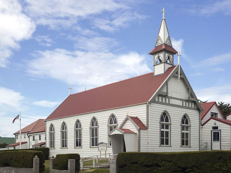 Catholic Church in the Falkland Islands