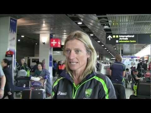 Cathryn Fitzpatrick Cathryn Fitzpatrick proud of the Stars39 WT20 efforts YouTube