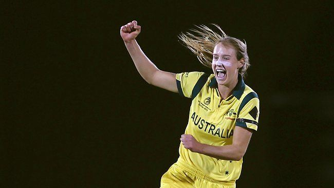 Cathryn Fitzpatrick Coach Cathryn Fitzpatrick inspired the Southern Stars to