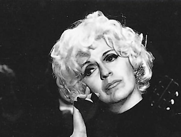 Cathy Berberian Mezzosoprano Cathy Berberian is due for a rediscovery