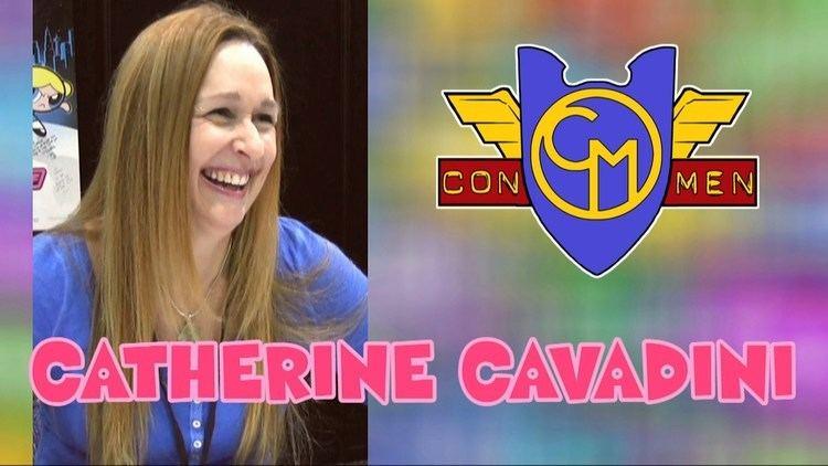Cathy Cavadini Con Men Interviews Catherine Cavadini Voice of Blossom from