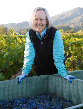 Cathy Corison Cabernet Sauvignon from the Napa Valley Corison Winery