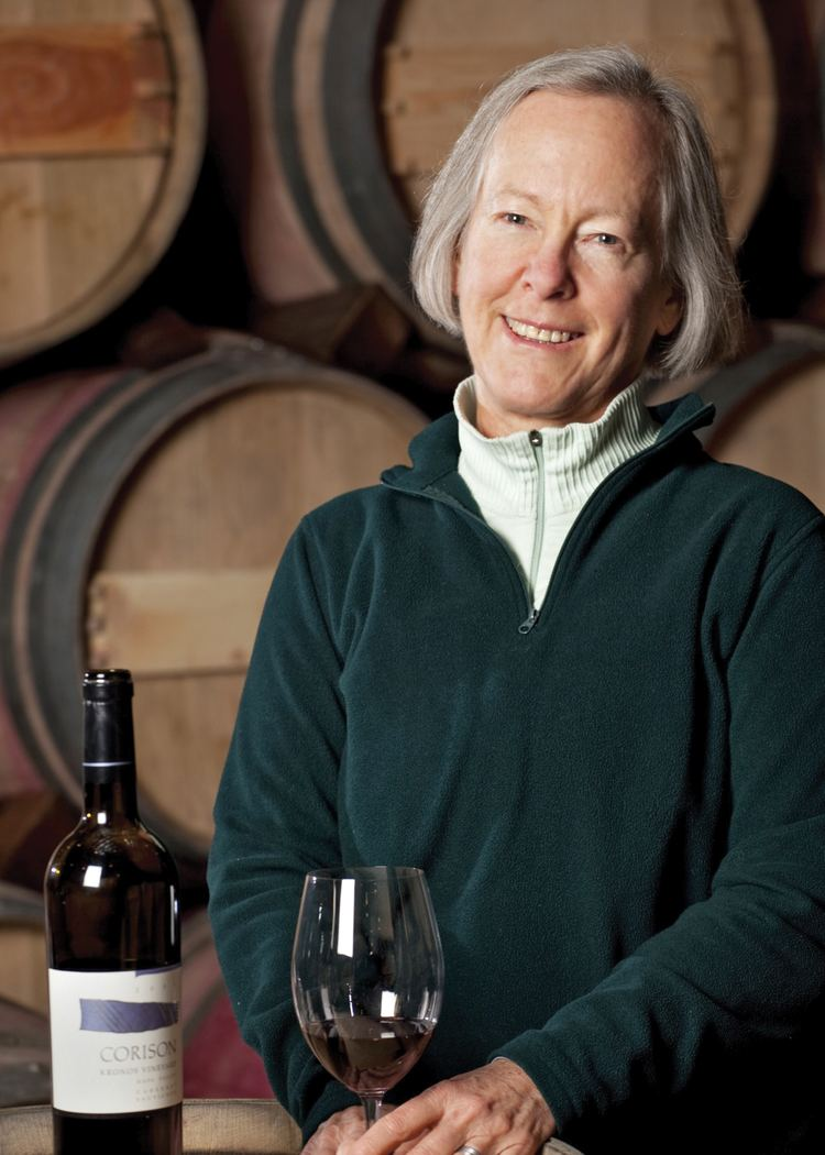 Cathy Corison Five Great Wines Made By Women North Bay Woman