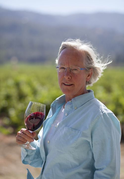 Cathy Corison Winemaking still a man39s world but women refining it