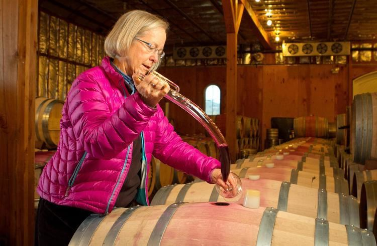 Cathy Corison The Winemaker of the Year the future of food politics and