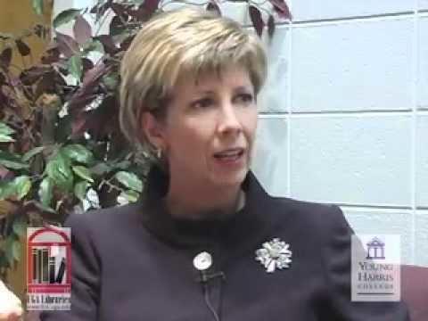 Cathy Cox Cathy Cox Reflections on Georgia Politics YouTube